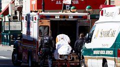 Los respiradores se convierten en el artículo más demandado por los gobernadores estadounidenses