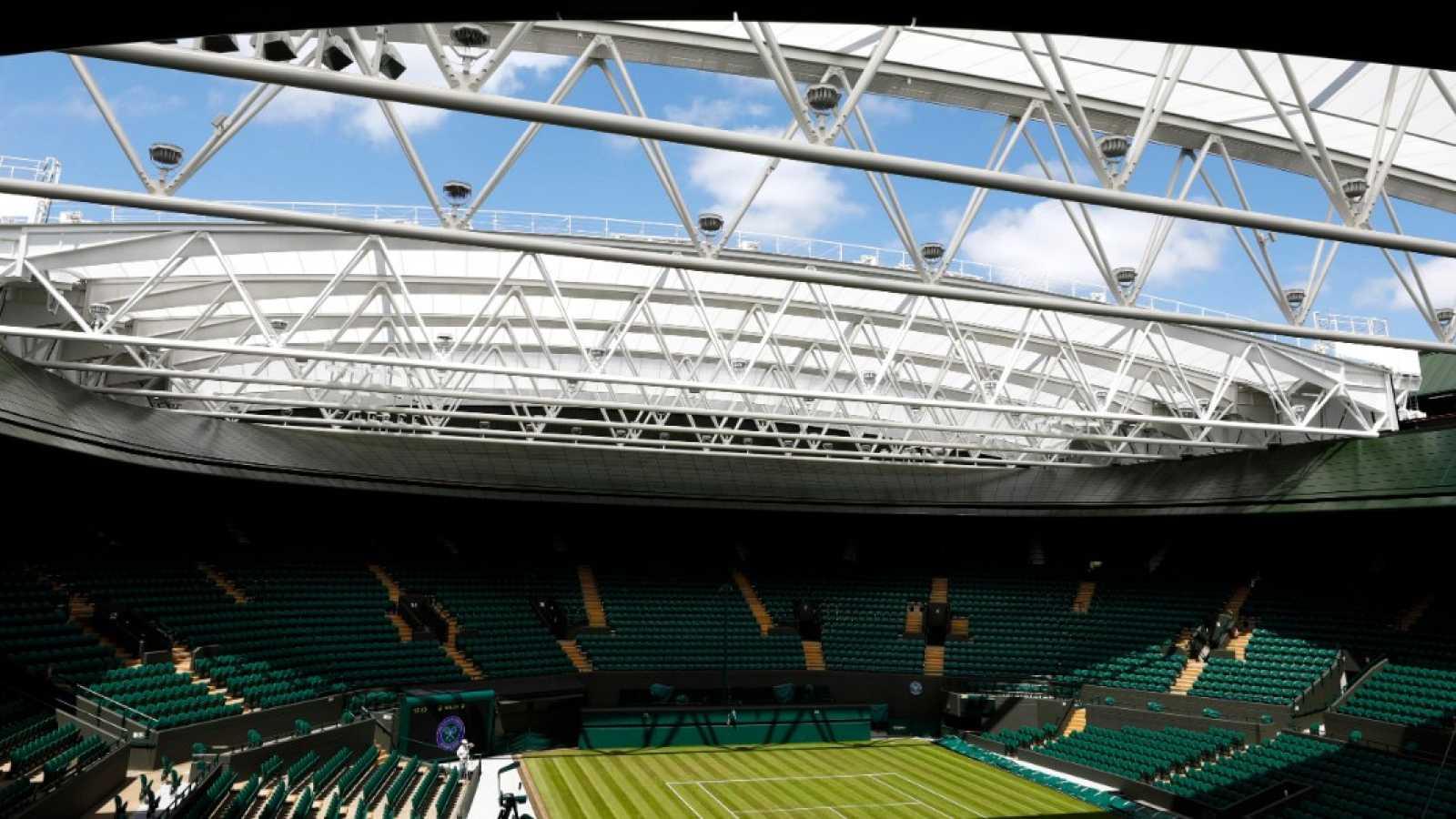 Wimbledon se cancela hasta 2021