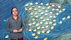 Lluvias fuertes en Baleares y en la Comunidad Valenciana con heladas débiles en zonas de montaña