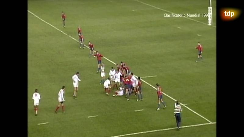 Quédate en casa con TDP - Rugby - Clasificación para el Mundial de 1999: España - Portugal - ver ahora