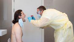 """Fernando Simón: """" Los test rápidos de coronavirus ya están validados y ahora es el momento de utilizarlos"""""""