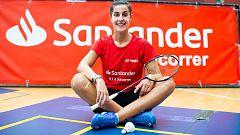 """Carolina Marín: """"El aplazamiento de los Juegos ha sido la decisión más igualitaria"""""""