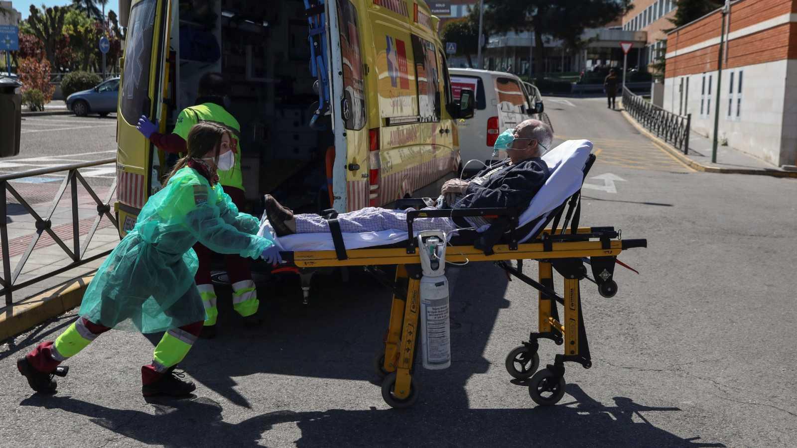 España supera los 10.000 muertos con coronavirus aunque se confirma la tendencia de la estabilización de la curva de contagios