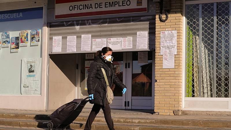 La crisis del coronavirus impacta en el empleo con más de 300.000 nuevos parados en marzo
