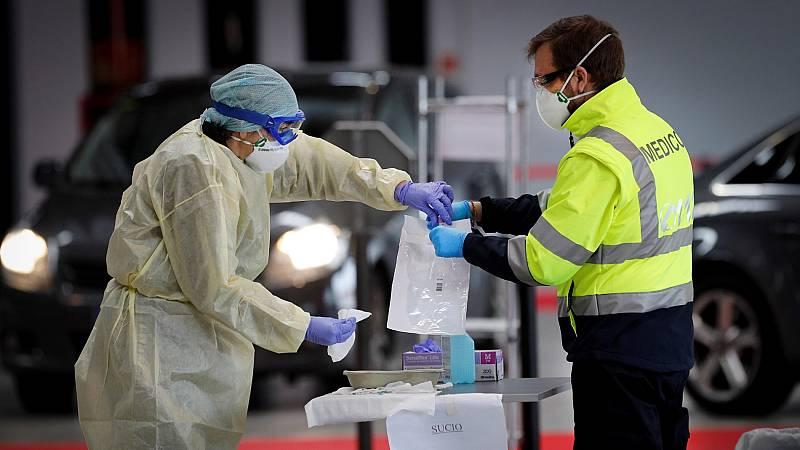 Sanidad asegura que los nuevos tests son efectivos a partir del séptimo día de de infección con coronavirus