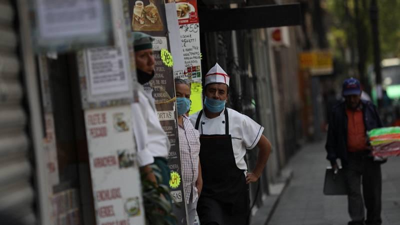 México, en cuarentena no obligatoria por el coronavirus