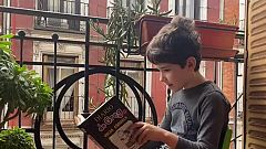 Los niños celebran confinados el Día del Libro Infantil y juvenil