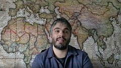 """Andrés Montero: """"Los sanitarios afrontan duelos diarios, es frustrante porque sienten que no ayudan todo lo que querrían"""""""