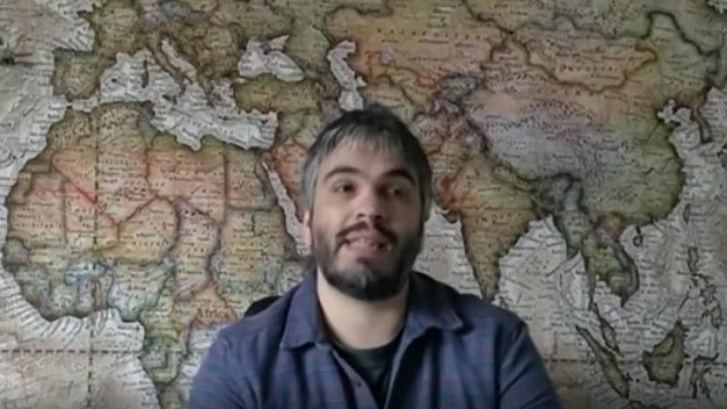 Andrés Montero: ¿Los sanitarios afrontan duelos diarios, es frustrante porque sienten que no ayudan todo lo que querrían ¿