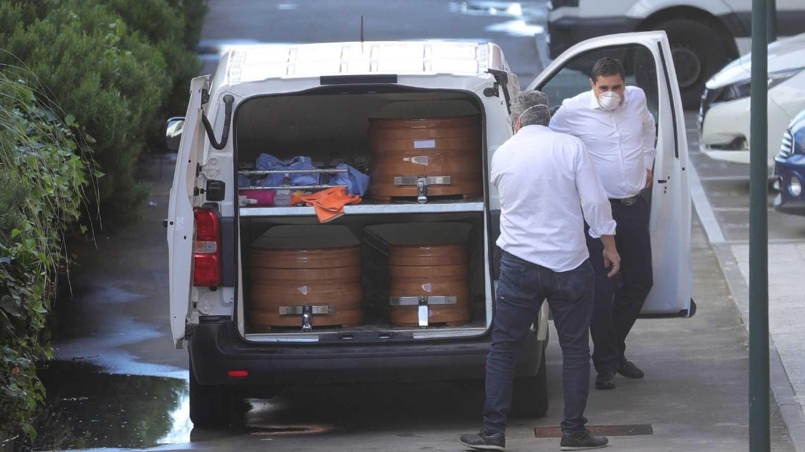 Más de 2.000 mayores han muerto en residencias desde que empezó la crisis del coronavirus