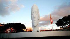 La soledad de la escultura Julia