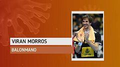 """Viran Morros: """"Aplazar los Juegos es lo más sensato"""""""