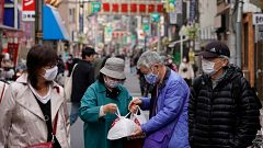 """Sanidad pide que """"aprendamos de Japón"""" para protegernos del coronavirus"""