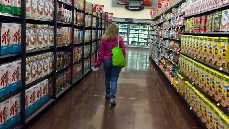 Aluvión de pedidos online en los supermercados