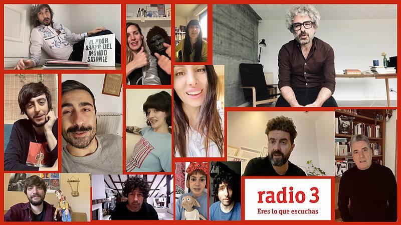 #Quédateencasa con Radio 3 - 03/04/20 - ver ahora