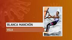 """Blanca Manchón: """"El aplazamiento de los Juegos es lógico y razonable, lo primero es la salud"""""""