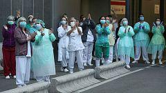 El Hospital Virgen del Rocío, en Sevilla, establece dos circuitos para que los enfermos de coronavirus no tengan contacto con los pacientes sanos