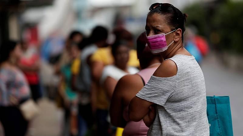 Panamá y Perú imponen una cuarentena por sexos