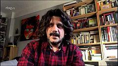Carlos Reviriego, director de programación de la Filmoteca Española nos comenta que siguen la programación en internet