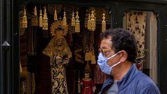 Un comienzo de Semana Santa diferente, la no Semana Santa por el coranivirus