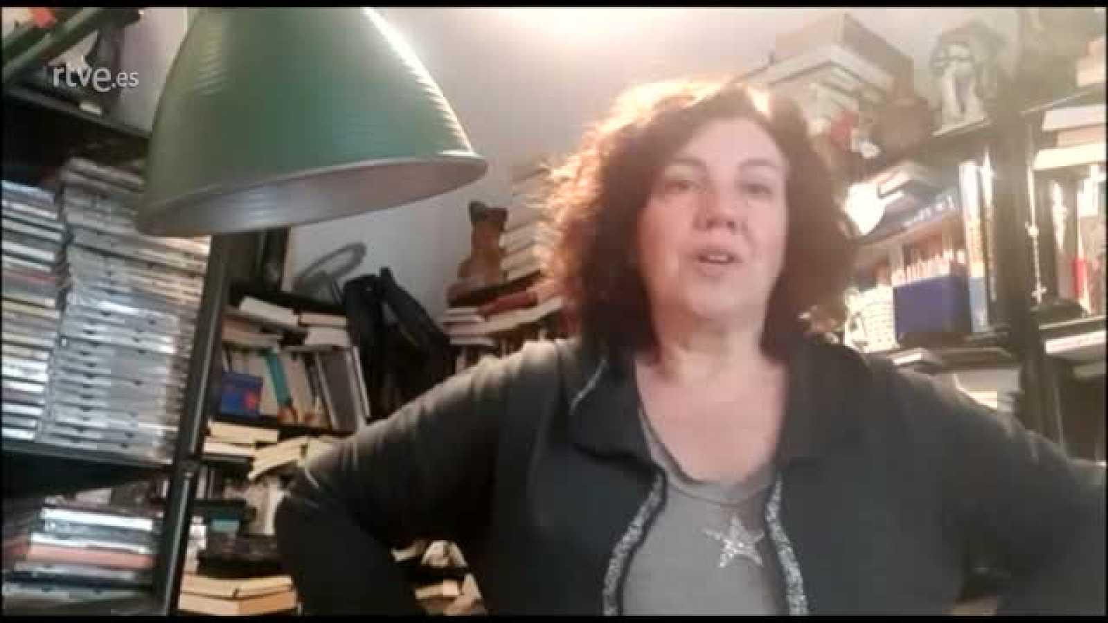 Conchita Casasnovas, de 'Va de cine' (Radio 4) nos comenta lo que están haciendo durante el confinamiento