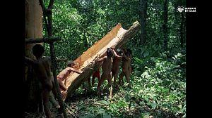 En busca de los indios del Alto Orinoco