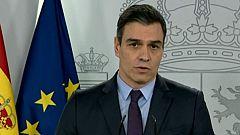 Especial informativo - Coronavirus: Rueda de prensa de Pedro Sánchez - 04/04/20