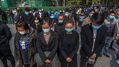 Crónica desde Wuhan: el epicentro del coronavirus intenta volver a la normalidad pero extrema las medidas