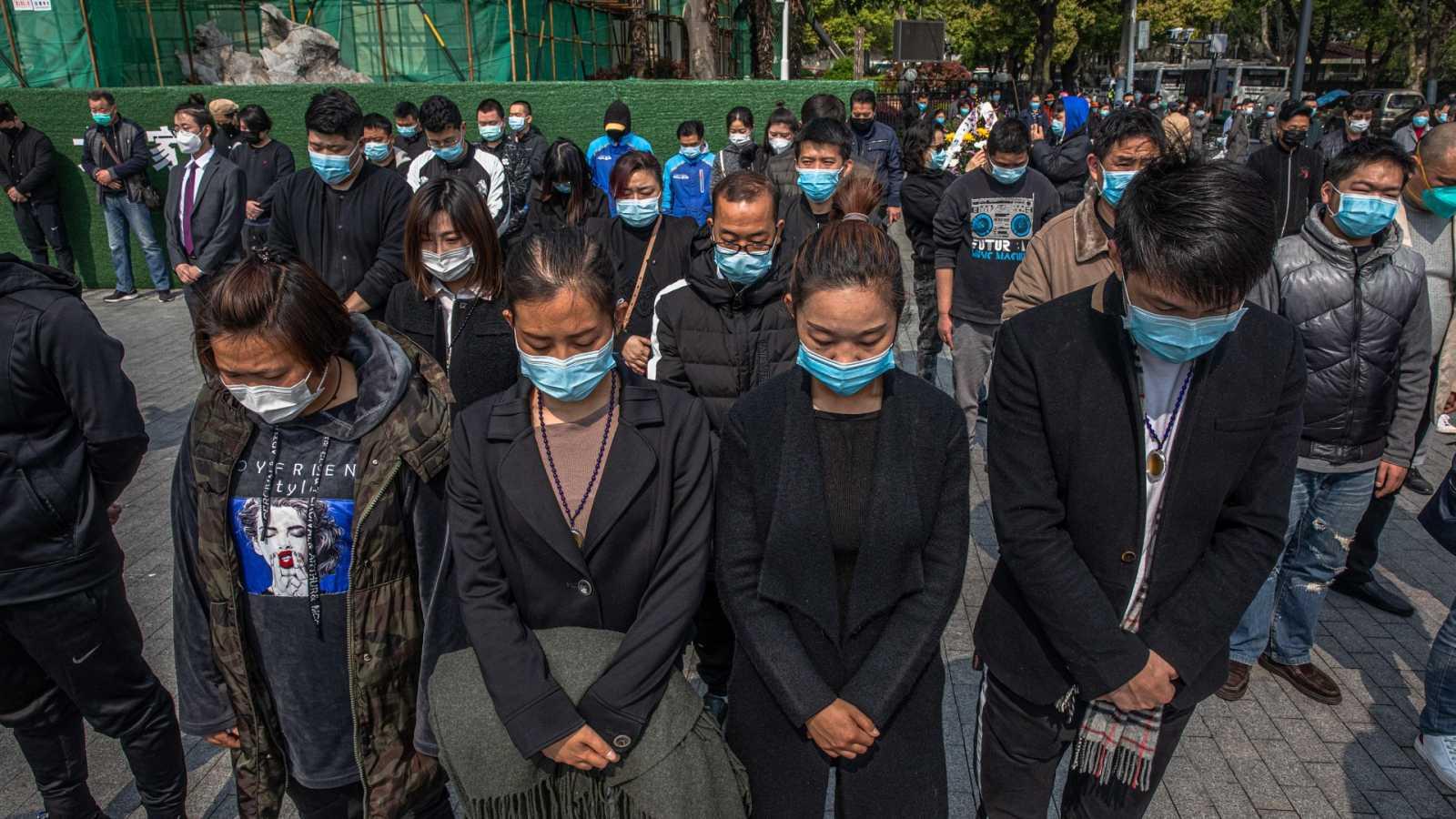 RTVE vuelve a Wuhan: el epicentro del coronavirus intenta volver a la normalidad pero extrema las medidas