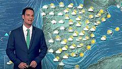 La semana acaba con fuertes lluvias en Galicia, Extremadura y Castilla y León