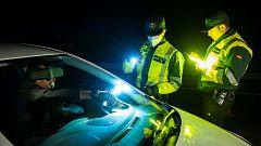 La Guardia Civil intensificará los controles nocturnos para evitar desplazamientos no permitidos