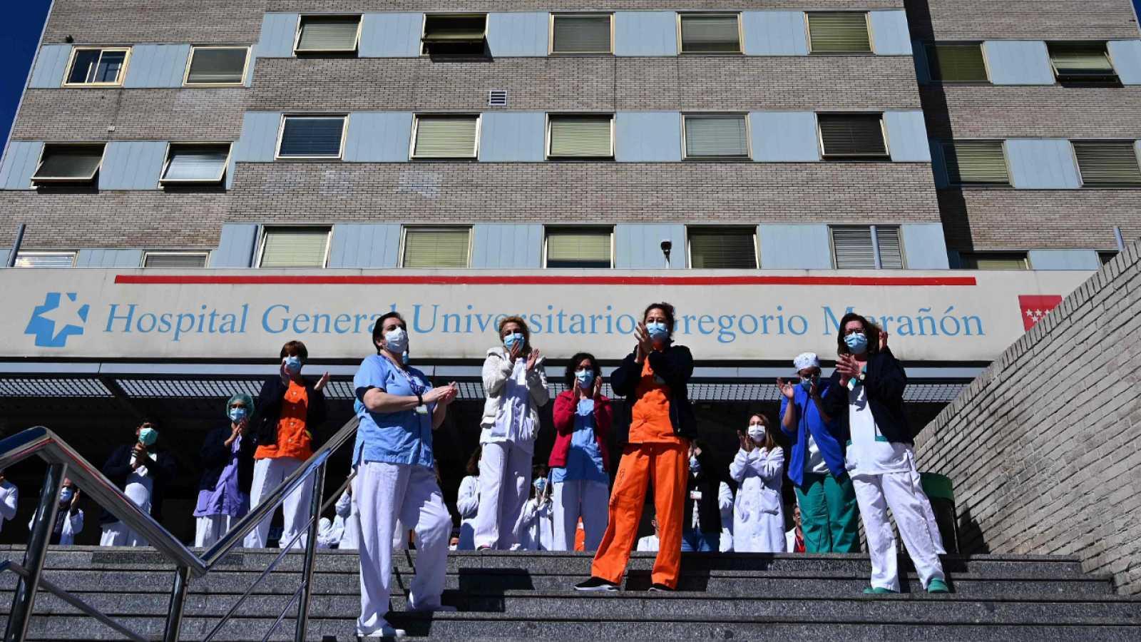 Baja la tensión en las urgencias madrileñas gracias al confinamiento