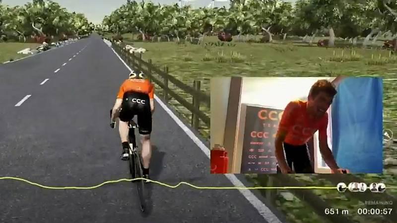 Vídeo   eSports: Tour de Flandes - carrera completa