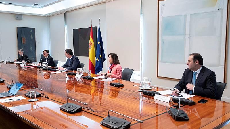 Sánchez pide a los presidentes autonómicos un plan para separar a los asintomáticos