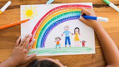 Los niños aportan una dosis de optimismo y esperanza desde el confinamiento en sus casas