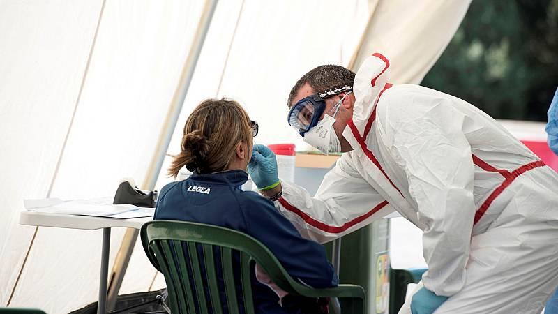 Detención precoz y seroprevalencia, la estrategia de Sanidad en la fase de desescalado del coronavirus