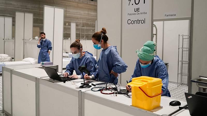 Sanidad confirma la ralentización y estabilización de nuevos casos de coronavirus