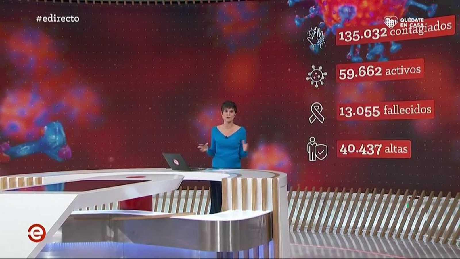 España Directo - 06/04/20 - ver ahora