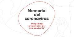 Participa en el memorial del coronavirus, un homenaje coral para las víctimas