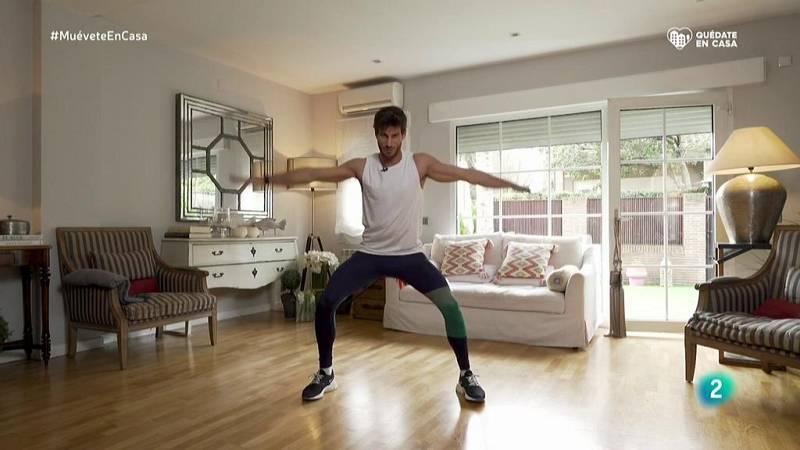 Muévete en casa - ¡Calentamiento activo con boxeo, baile y ejercicios funcionales!