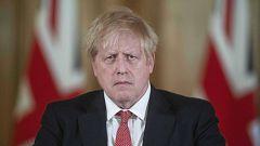 Boris Johnson permanece en la UCI con coronavirus pero sin respirador