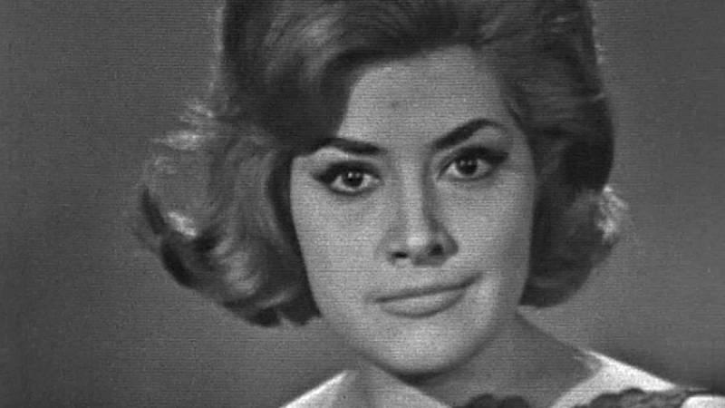 """Eurovisión 1965 - Conchita Bautista cantó """"¡Qué bueno, qué bueno!"""""""