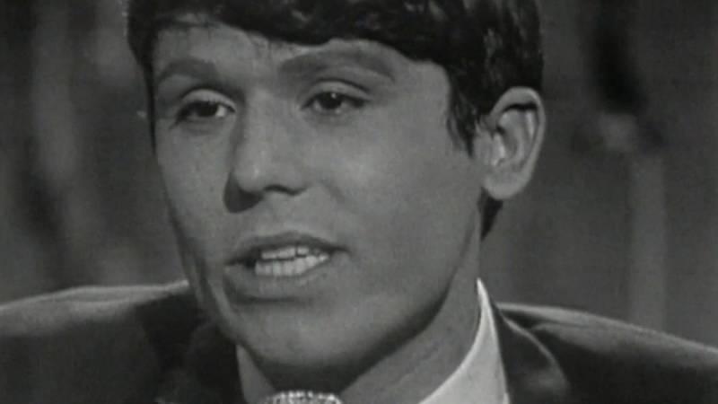 """Eurovisión 1966 - Raphael cantó """"Yo soy aquel"""""""