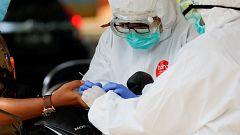 """Sierra: """"Estamos diseñando un estudio amplio sobre qué porcentaje de la población ha pasado el coronavirus y ya es inmune"""""""