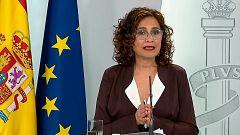 """Montero: """"Necesitamos a todos los actores políticos, sociales y económicos para construir la España que queremos"""""""