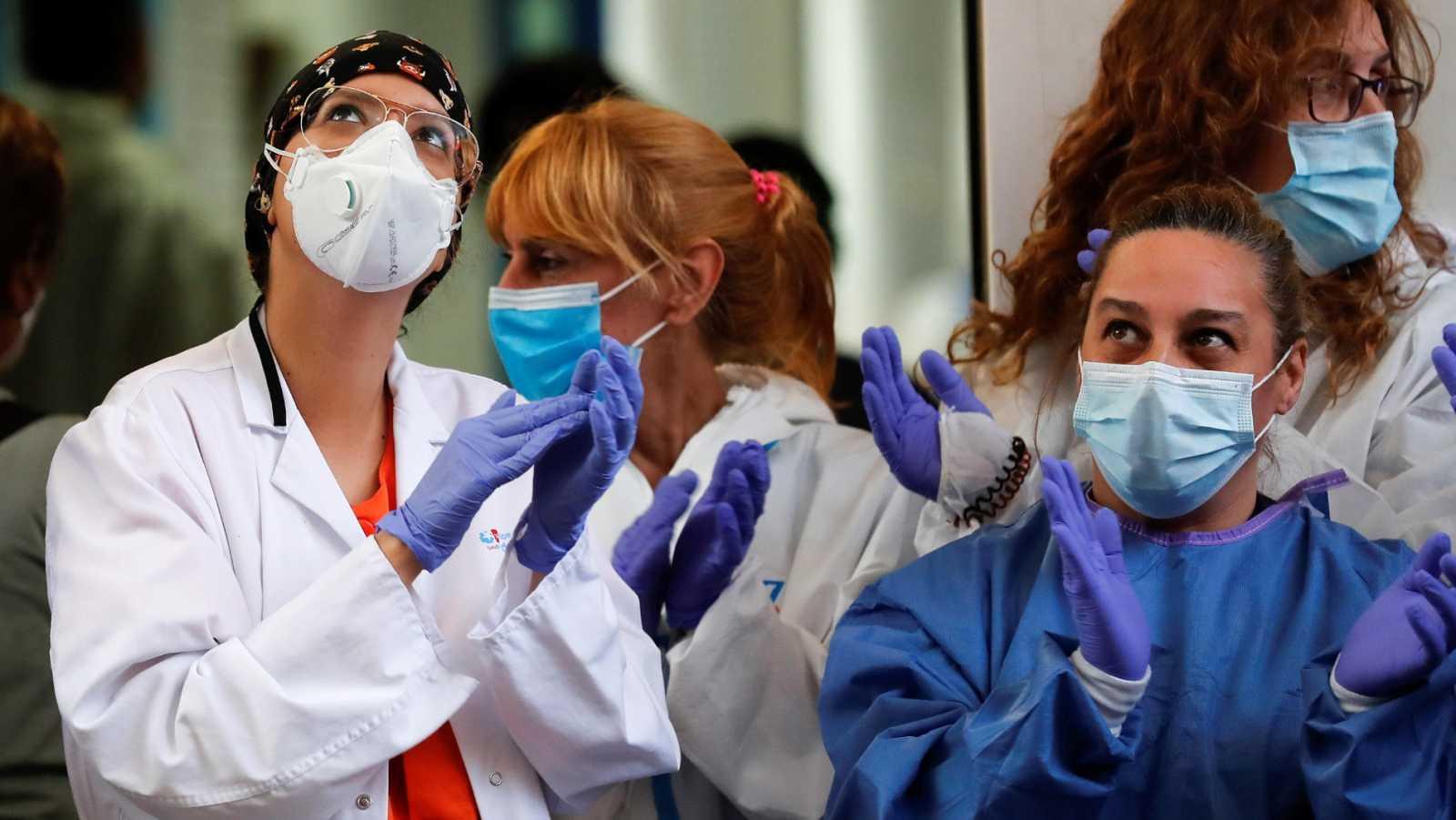 En el hospital, en una residencia o en casa: más de 43.200 personas se han recuperado del coronavirus en España