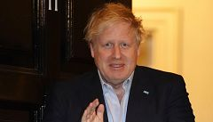 Boris Johnson, estable en la UCI tras ingresar por coronavirus