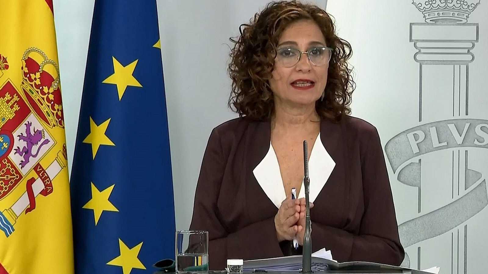 Especial informativo - Comparecencia de la ministra portavoz del ...