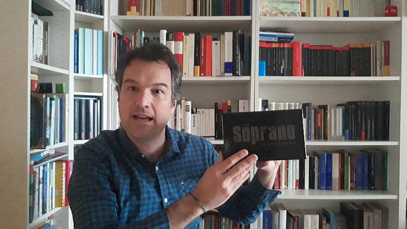 Las mañanas de RNE con Íñigo Alfonso - Cuarentena en casa: las recomendaciones culturales de Íñigo Alfonso - Ver ahora