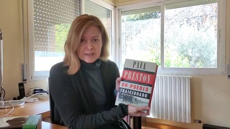 Las mañanas de RNE con Pepa Fernández - Cuarentena en casa: las recomendaciones literarias de Pepa Fernández - Ver ahora